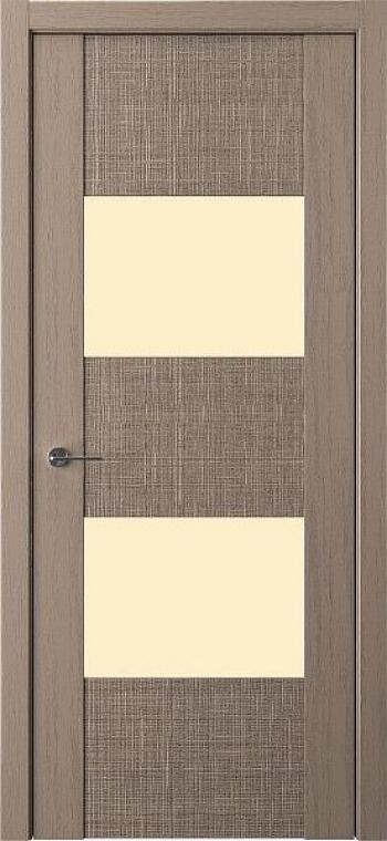 Межкомнатная дверь Титан 2 с 3D панелью