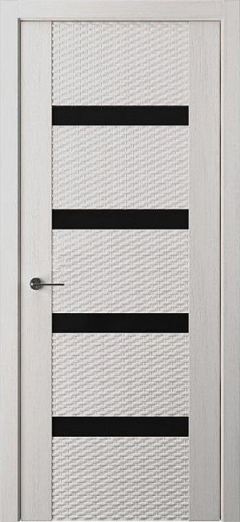 Межкомнатная дверь Титан 3 с 3D панелью