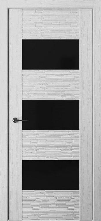Межкомнатная дверь Титан 4 с 3D панелью