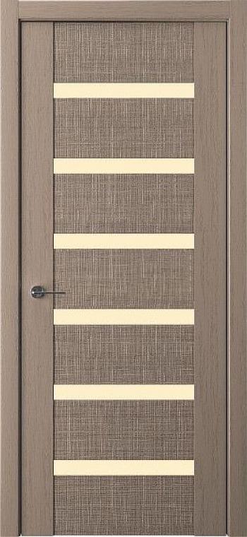 Межкомнатная дверь Титан 6 с 3D панелью
