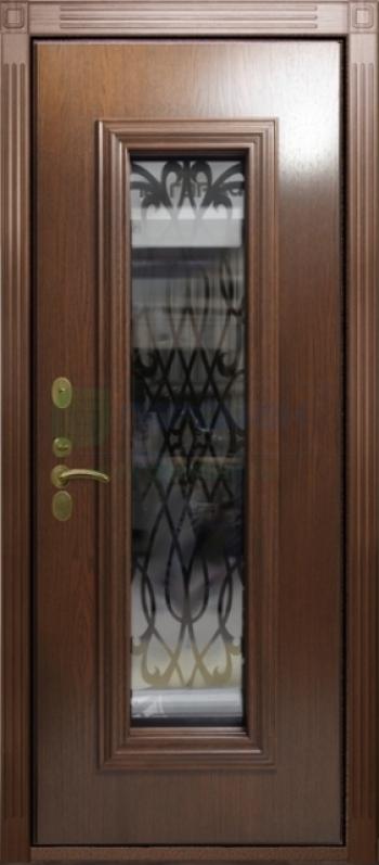 Входная дверь Фортуна внутри