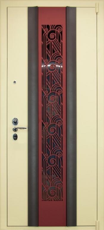 Входные двери № 173 Тауер 3