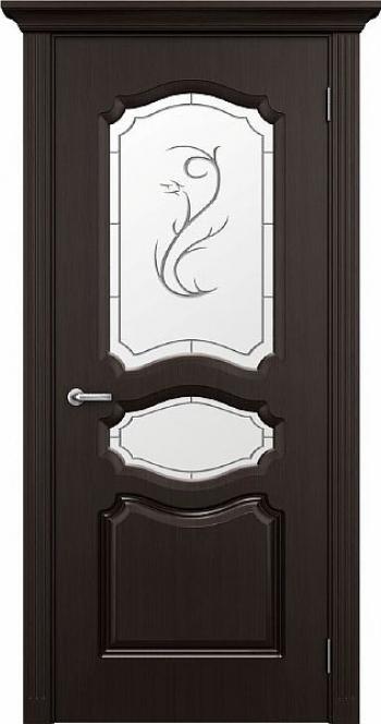 Межкомнатная дверь Виктория ДО