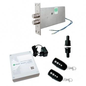Электромеханический замок ЭМЗ Smart 1.6 GSM