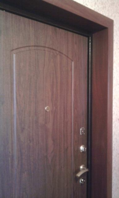 установка двери цена входная